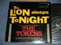 THE TOKENS - THE LION SLEEPS TONIGHT (Ex/Ex+ Looks:VG+++  Tape Seam TEAROFC ) / 1961 US AMERICA ORIGINAL STEREO Used LP