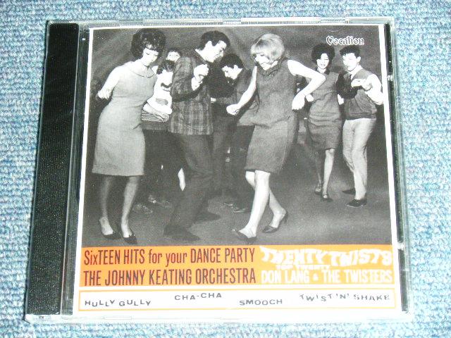 Don Lang & The Twisters Twenty Top Twenty Twists