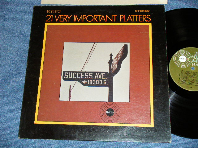 Various - KGFJ 21 Very Important Platters Volume 2