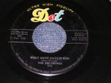 "DEL VIKINGS - WHAT MADE MAGGIE RUN / 1957 US ORIGINAL 7"" Single"