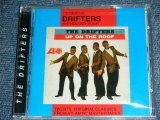 THE DRIFTERS -DEFINITIVE ANTHOLOGY FOUR : UP ON THE ROOF ( ORIGINAL ALBUM + BONUS ) / 1996 UK  ORIGINAL Brand New SEALED CD