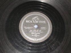 """画像1: ELVIS PRESLEY - ALL SHOOK UP / 1957 CANADA ORIGINAL 10"""" 78rpm SP"""