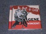 GENE VINCENT - BE BOP A LULA / 2003 EU ORIGINAL BRAND NEW SEALED CD