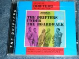THE DRIFTERS -DEFINITIVE ANTHOLOGY FIVE : UNDER THE BOADWALK ( ORIGINAL ALBUM + BONUS ) / 1996 UK  ORIGINAL Brand New SEALED CD