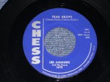 "LEE ANDREWS And The HEARTS - TEAR DROPS / 1957 US ORIGINAL 7""SINGLE"