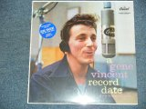 GENE VINCENT - A GENE VINCENT RECORD DATE / 2000's US REISSUE Sealed LP