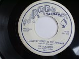 "THE SILHOUETTES - I SOLD MY HEART TO THE JUNKMAN /1958 US ORIGINAL 7""SINGLE"