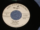 "LLOYD PRICE - TALK TO ME / 1962 US ORIGINAL White Label Promo 7"" SINGLE"