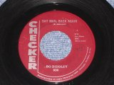 "BO DIDDLEY - SAY MAN,BACK AGAIN / 1959 US ORIGINAL 7""SINGLE"
