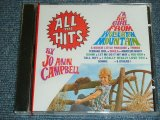 JO ANN CAMPBELL - ALL THE HITS / 1990's EU ORIGINAL Brand New SEALED CD