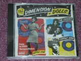 V.A./CAROLE KING, LITTLE EVA, THE COOKIES - THE DIMENSION DOLLS/ US SEALED NEW CD