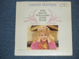 CONNIE STEVENS - THE HANK WILLIAMS SONG BOOK ( Ex+/Ex++ ) / 1962 US ORIGINAL MONO LP