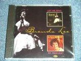 BRENDA LEE - LET ME SING + BY REQUERST ( 2 in 1 ) / 2006 UK ORIGINAL Brand New SEALED CD