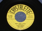 "DODDIE STEVENS - PINK SHOE LACES (1st DEBUT SINGLE ) / 1959 US ORIGINAL 7"" Single"