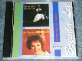BRENDA LEE - LET ME SING + BY REQUEST ( 2 in 1 ) / PARAGUAY Original Brand New CD-R