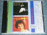 BRENDA LEE - LET ME SING + BY REQUEST ( 2 in 1 ) / PARAGUAY Original Brand New CD-R