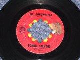 "CONNIE STEVENS - MR. SONGWRITER / 1962 US ORIGINAL 7"" Single"