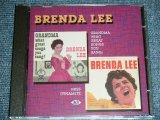 BRENDA LEE - GRANDMA WHAT GREAT SONGS YOU SANG + MISS DYNAMITE ( 2 in 1 ) / 2004 UK ORIGINAL Brand New CD