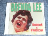 BRENDA LEE - WIEDERSEHN IST WUNDERSCHON / 1992 GERMAQNY Original Brand New CD