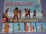 ANNETTE & V.A. ost - HOW TO STUFF A WILD BIKINI / 1965 US ORIGINAL MONO LP