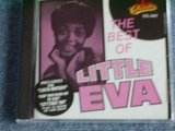 LITTLE EVA - THE BEST OF / 1991 US ORIGINAL Brand New Sealed CD out-of-print now