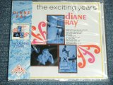 DIANE RAY - THE EXCITING YEARS / 1994 ORIGINAL Brand New SEALED CD