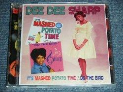 画像1: DEE DEE SHARP - IT'S MASHED POTATO TIME + DO THE BIRD ( 2in 1 ) / 2010 UK & EU Press Brand New Sealed CD