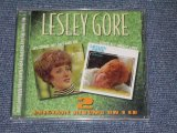 LESLEY GORE -MY TOWN, MY GUY AND ME + SINGS ALL ABOUT LOVE / 2000 UK Brand New SEALED CD