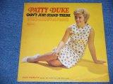 PATTY DUKE - DON'T JUST STAND THERE ( Debut Album ) / 1965 US ORIGINAL MONO LP