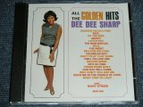 DEE DEE SHARP - ALL THE GOLDEN HITS / 1995 EU ORIGINAL Brand New CD