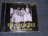 THE RAELETTES - HITS AND RARITIES / 1993 ITALY Brand New SEALED CD