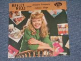 "HAYLEY MILLS - JEEPERS CREEPERS / 1962 US ORIGINAL 7"" Single With PICTURE SLEEVE"