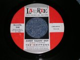 "THE CHIFFONS - SWEET TALKIN GUY / 1965 US ORIGINAL 7"" Single"