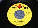 "THE SHANGRI-LAS - HE CRIED / 1966 US ORIGINAL 7"" Single"