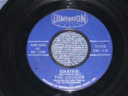 "画像1: THE COOKIES - CHAINS ( Ex++/Ex++ ) / 1962 US AMERICA ORIGINAL Used 7"" SINGLE"