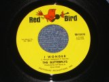 "THE BUTTERFLYS - I WONDER / 1964 US ORIGINAL 7"" SINGLE"