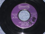 "CAROLE KING  - HE'S A BAD BOY / 1963 US ORIGINAL 7"" SINGLE"
