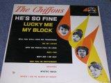 THE CHIFFONS - HE'S SO FINE / 1965 US ORIGINAL MONO LP