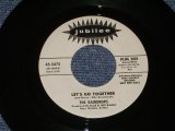 "THE RAINDROPS - LET'S GO TOGETHER / 1964 US ORIGINAL WHITE LABEL PROMO 7"" SINGLE"