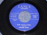 "THE SHEPHERD SISTERS - ALONE / 1957 US ORIGINAL 7"" SINGLE"