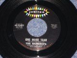 "THE RAINDROPS - ONE MORE TEAR / 1964 US ORIGINAL PROMO 7"" SINGLE"