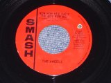 "THE ANGELS - WOW WOW WE / 1963 US ORIGINAL 7"" SINGLE"