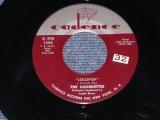 "THE CHORDETTES - ZORRO / 1958 US ORIGINAL 7"" SINGLE"