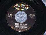 "THE RAINDROPS - BOOK OF LOVE (MINT- Grade ) / 1964 US ORIGINAL 7"" SINGLE"