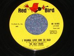 """画像1: THE JERRY BEANS - I WANNA LOVE HIM SO BAD ( MINT- )/ 1964 US ORIGINAL 7"""" Single"""