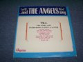 THE ANGELS -...AND ANGELS SING / 1962 US ORIGINAL White Label Promo MONO LP