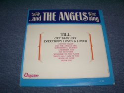 画像1: THE ANGELS -...AND ANGELS SING / 1962 US ORIGINAL White Label Promo MONO LP