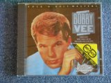 BOBBY VEE - THE BEST OF ROCK 'N ROLL MASTERS / 1988 UK SEALED NEW CD OUT-OF-PRINT now