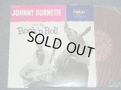 """画像1: JOHNNY BURNETTE and the ROCK 'N ROLL TRIO - JOHNNY BURNETTE and the ROCK 'N ROLL TRIO/ 2000's US REISSUE COLOR VINYL WAX Brand New 10""""LP"""