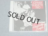 JOHNNY BURNETTE TRIO - ROCKABILLY BOOGIE / 1989 GERMAN ORIGINAL Brand New CD